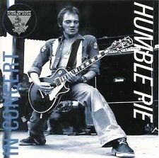 King Biscuit Flower Hour Presents: Humble Pie in Concert (1996 CD + booklet)