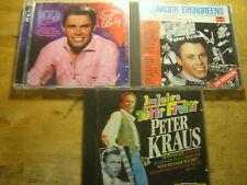 Peter Kraus [3 CD Alben] Sugar Baby + Teenager + ...