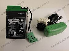 PEG PEREGO 6 VOLT 4 AH 6 VOLT 6 V BATTERY AND CHARGER COMBO IAKB0509 MECB0037U