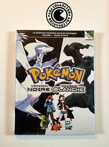 Guide De Stratégie Pokemon - Version Noire Et Blanche - FR - Officiel - Neuf