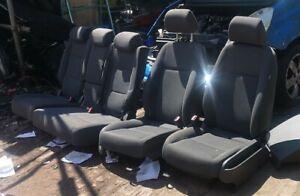 Volkswagen Golf PLUS FRONT & REAR SEATS MK1