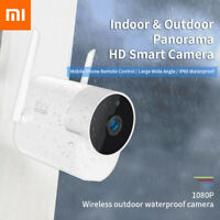 Xiaovv Smart 1080P Panoramic Camera 180° Outdoor Night Vision Home Baab