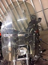 6) Harley-Davidson®  Detachable Windshield -Sportster And Dyna  95TH ANNIVERSARY