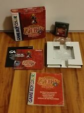 The Legend Of Zelda: Oracle Of Seasons (Nintendo Game Boy Color, 2001) OVP