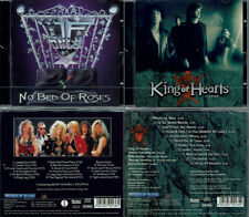 2 CDs, If Only – No Bed Of Roses +5 (2011) + King Of Hearts - 1989 (2011) AOR