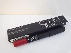 Nars Velvet Matte Lip Pencil Cruella new in box