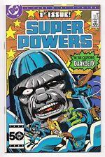 DC SUPER POWERS COMPLETE COMIC SETS #1 - 6  & #1 - 4 NM JUSTICE LEAGUE DARKSEID