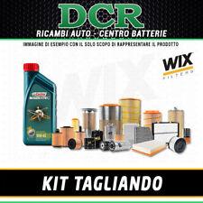 REPLACEMENT KIT ALFA ROMEO 147 1.6i 16V TS 120CV 88KW FROM 11/2000 + CASTROL