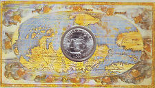 R* ITALY 500 Lire 1991 Colombo Columbus America Discovery Uncirculated