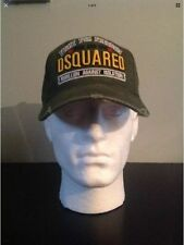 Dsquared2 Baseball Cap 100% Cotton Hats for Men