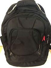 Wenger Black Backpack with Organizer NWOT