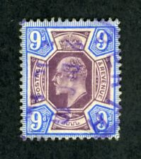 Great Britain, Scott #136, Edward VII, Used, 1902