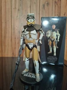 Sideshow Star Wars Commander Bly 1/6 Scale Figure