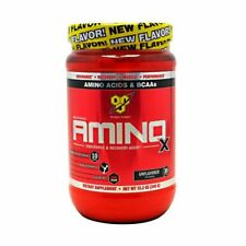 BSN Amino X 30 Servings Unflavored - BEST USED BY 10/31/2017