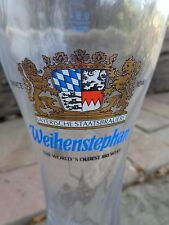 Pilsner Bicchiere Della Birra Weihenstephan Brauerei ~ ~ World's Antica Brewery,