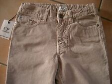 (244) C.P. Company Girls Babykord Hose 5 Pocket Kordhose mit geradem Bein gr.152