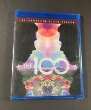 The 100: The Complete Sixth Season 6 Blu-ray New 3 Disc TV Show