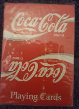 Coca Cola Playing Cards RARE #351