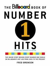 The Billboard Book of Number One Hits by Fred Bronson (2003, Paperback, Expurgat