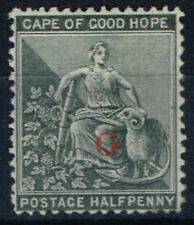 Mint Hinged Single South African Stamps (Pre-1961)