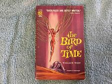 The Bird of Time Sci Fi ACE PB F-114 feathered Alien Life On Mars 1ST W. West