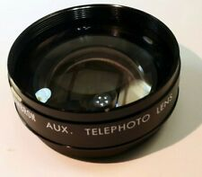 Cambron Telephoto Bay 1 AUX 2X Tele- converter Lens for TLR Yashica