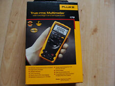 Genuine Fluke 179 Digital Multimeter  Made in USA !!