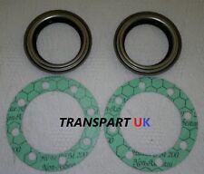 Transit 2.4 Mk6 MK7 2000-2014 Rear Hub Seal Half Shaft Gasket Double Rear Wheel