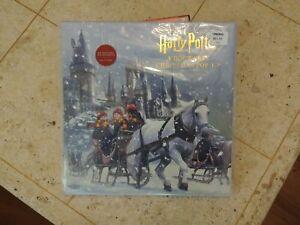 J.K Rowling Harry Potter A Hogwarts Christmas Pop-Up Book 25 Removable Ornaments