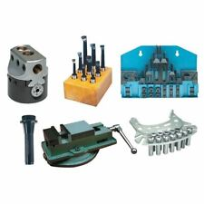 TTC Milling Machine Accessory Tooling Package w/R8 Collets, Vise & More