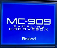 Roland MC-909 / E-600 Custom LED Display !