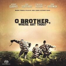 O Brother, Where Art Thou? [Original Soundtrack] by Various Artists (CD, Jan-200