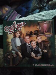 a christmas story calendar 2015 used