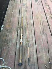 Fishing Vintage Howard Shakespeare Wonder Rod - 7' - Genuine Carboloy