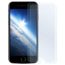 2x Schutz Glas 9h für Apple iPhone 7 Panzer Folie Displayschutz