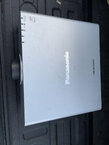 Panasonic PT-DW730ULS WXGA Large Venue Projector 7000 Lumens
