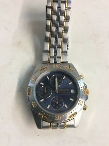 Pulsar V657-X021 Chronograph Watch Vintage