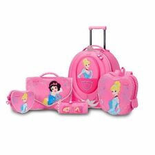 Up to 40L Girls Luggage with Telescopic Handle
