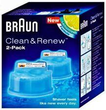 Braun Clean & Renew 2-Pack