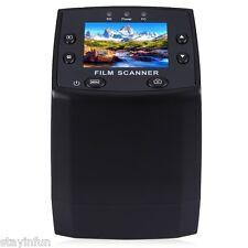 35mm EC717 5MP Pellicola Negativo Visore Per Diapositive Scanner Negativi