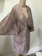 10 WILLOW SILK COCKTAIL DRESS *BUY FIVE OR MORE ITEMS GET FREE POST