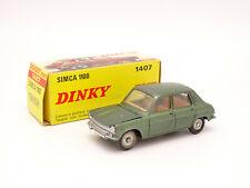 Dinky Toys Spain 1/43 - Simca 1100 Verte 1407