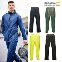 Regatta Professional Pro Packaway Overtrousers TRW348 - Men's Waterproof Pants