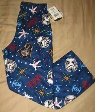 STAR WARS Boys Pajama/Lounge/Sleepwear Pants - Size Small 4/5 - $22 - NEW