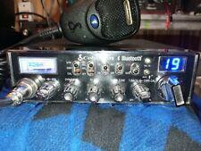 Cobra 29 Ltd Bt Bluetooth Cb Radio Plus Microphone 40 Channel-