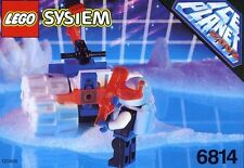 Lego Space Ice Tunnelator (6814)