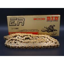 DID chain 520 ERT3 118 links clip gold NEW CHAIN
