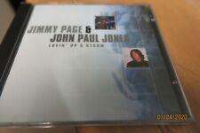 JIMMY PAGE & JOHN PAUL JONES - LOVIN' UP A STORM - ARMOURY RELEASE 2000.