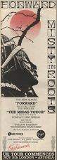 28/10/89Pgn12 Advert: Misty In Roots New Album 'forward' On Virgin Now 15x5