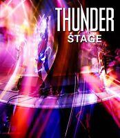 THUNDER - STAGE   DVD NEU